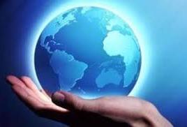 Поздравляю с международным днем Земли!